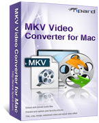 Exclusive Tipard MKV Video Converter for Mac Coupons