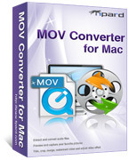 Tipard MOV Converter for Mac – 15% Sale