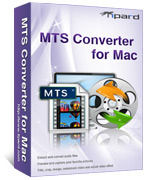 Tipard MTS Converter for Mac Coupon