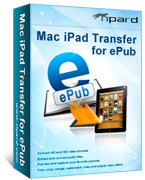 Tipard – Tipard Mac iPad Transfer for ePub Coupons