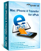 Tipard – Tipard Mac iPhone 4 Transfer for ePub Coupon Deal