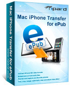 Tipard Tipard Mac iPhone Transfer for ePub Coupon