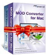 Tipard Mod Converter Mate for Mac Coupon
