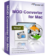 Tipard Mod Converter for Mac – 15% Discount