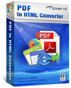 Tipard PDF to HTML Converter Coupon
