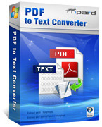 15% Tipard PDF to Text Converter Coupon