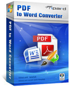 Tipard PDF to Word Converter Coupons 15%