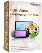 Tipard PSP Video Converter for Mac Coupon