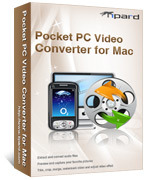 Tipard Pocket PC Video Converter for Mac Coupon Code