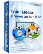 Tipard Total Media converter for Mac – Exclusive 15 Off Coupons