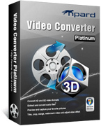 Tipard – Tipard Video Converter Platinum Coupon Deal