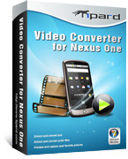 15% OFF – Tipard Video Converter for Nexus One
