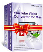 15% off – Tipard YouTube Mate for Mac