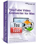 Tipard YouTube Video Converter for Mac – 15% Discount