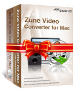 Tipard Zune Converter Suite for Mac – 15% Off