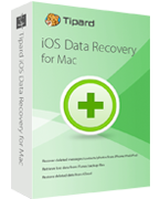 Tipard iOS Data Recovery for Mac – 15% Sale
