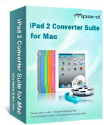 15% – Tipard iPad 2 Converter Suite for Mac