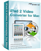 15 Percent – Tipard iPad 2 Video Converter for Mac