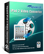 Tipard iPad 2 Video Converter – Exclusive 15 Off Discount