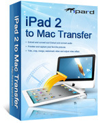 Tipard – Tipard iPad 2 to Mac Transfer Coupon Deal