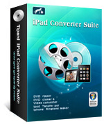Tipard iPad Converter Suite Coupon