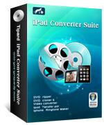 Tipard iPad Converter Suite Coupon