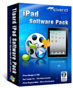 Tipard iPad Software Pack Coupon
