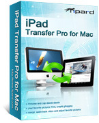 Tipard – Tipard iPad Transfer Pro for Mac Sale