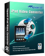 Tipard iPad Video Converter – Exclusive 15% off Discount