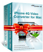Tipard iPhone 4 Converter Suite for Mac Coupon