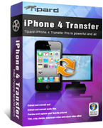 Tipard iPhone 4 Transfer Coupon