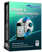Tipard Tipard iPhone 4 Video Converter Coupon Code