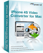 Tipard iPhone 4S Video Converter for Mac Coupons