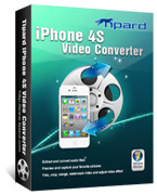 Tipard iPhone 4S Video Converter – Exclusive 15 Off Coupon