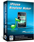 Tipard iPhone Ringtone Maker Coupon 15% Off