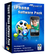 Tipard iPhone Software Pack Coupons 15%