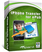 Tipard iPhone Transfer for ePub Coupon