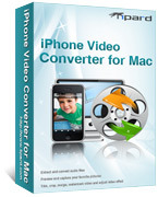 Tipard iPhone Video Converter for Mac – 15% Off