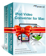 15% OFF – Tipard iPod Converter Suite for Mac
