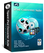 Tipard iPod Converter Suite Coupon 15%
