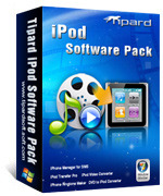 Tipard Tipard iPod Software Pack Coupon Sale