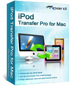 Tipard – Tipard iPod Transfer Pro for Mac Coupon Discount
