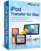 15% Tipard iPod Transfer for Mac Coupon Discount
