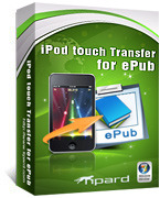 15% – Tipard iPod touch Transfer for ePub