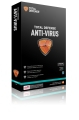 Total Defense Anti-Virus 3PCs UK Annual Coupon Code 15%