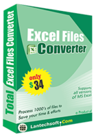 LantechSoft Total Excel Files Converter Coupon