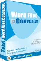 LantechSoft Total Word Files Converter Coupon
