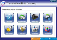 Triumphshare Data Recovery – 10 PC Coupon