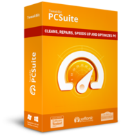 TweakBit PCSuite and TweakBit PCBooster Coupon