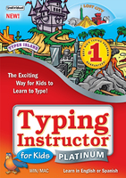 Typing Instructor for Kids Platinum – Mac Coupon Code
